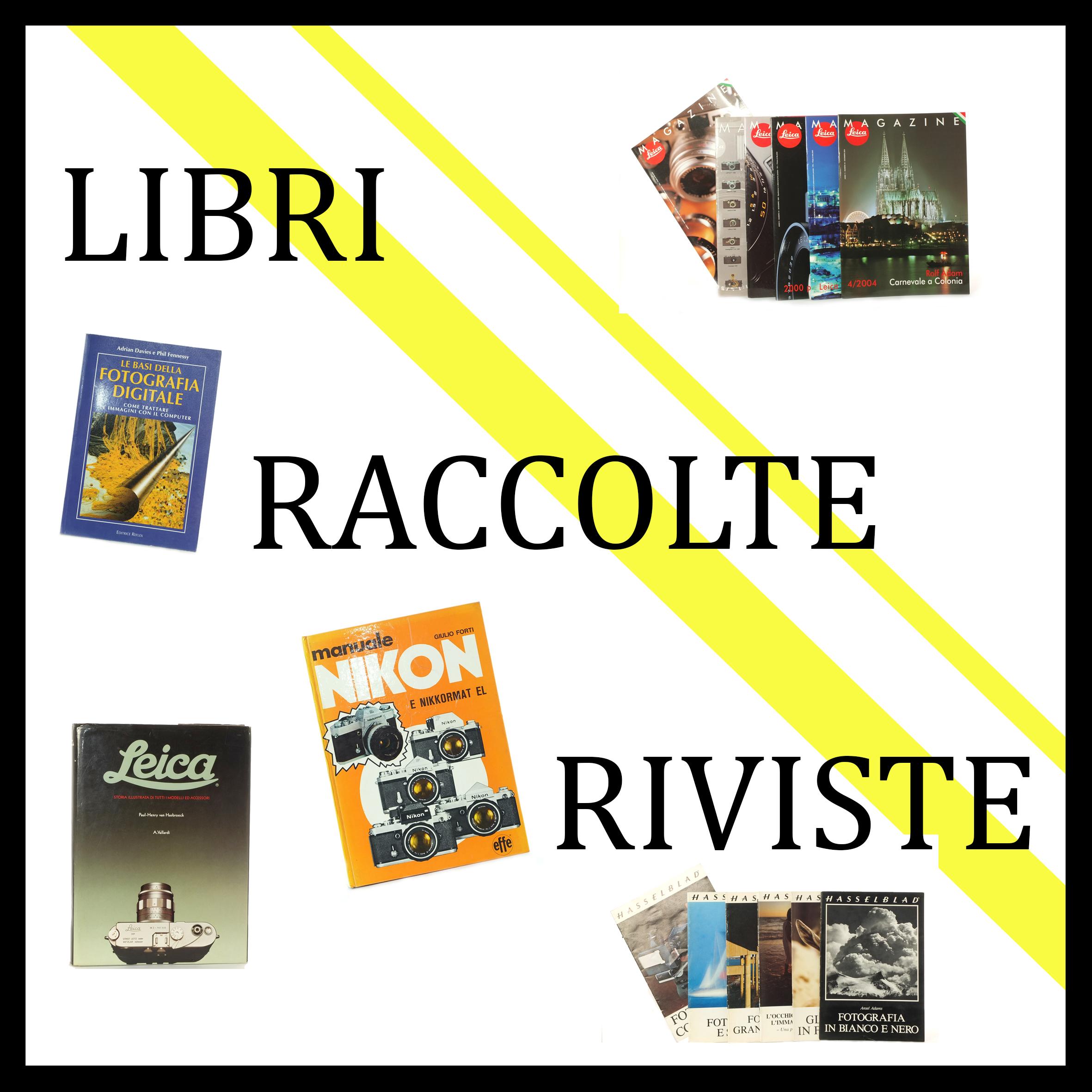 Libri riviste e raccolte