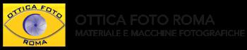 Ottica Foto Roma – Materiale Fotografico Macchine Fotografiche Logo